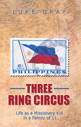 3 ring circus cover